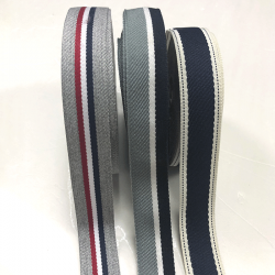 Intercolor ribbon